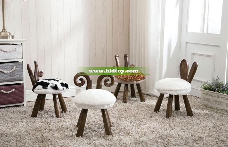 木系椭圆桌椅HG-3601