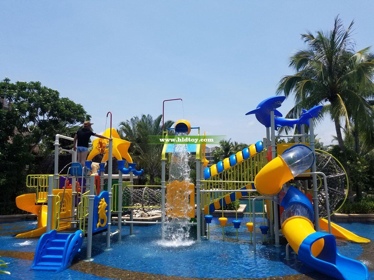 三亚亚龙湾喜来登度假酒店戏水乐园