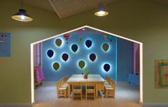 真正能对孩子成长的幼儿园环境设计