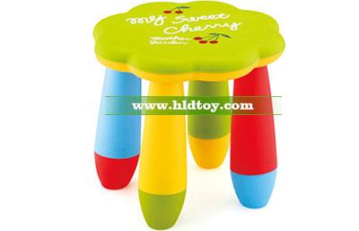 幼儿园梅花凳 儿童小圆凳梅花凳厂家批发价格
